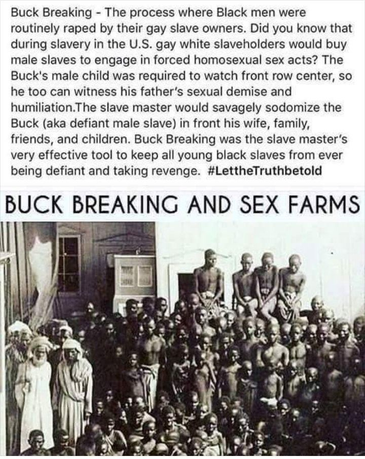 Black african history sex