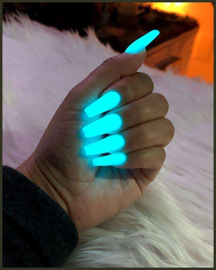 Tom Nguyen on Instagram Let it Glow  Tag and share with anyo Tom Nguyen on Instagram Let it Glow  Tag and share with anyone who loves glowinthedark nails    Informations...