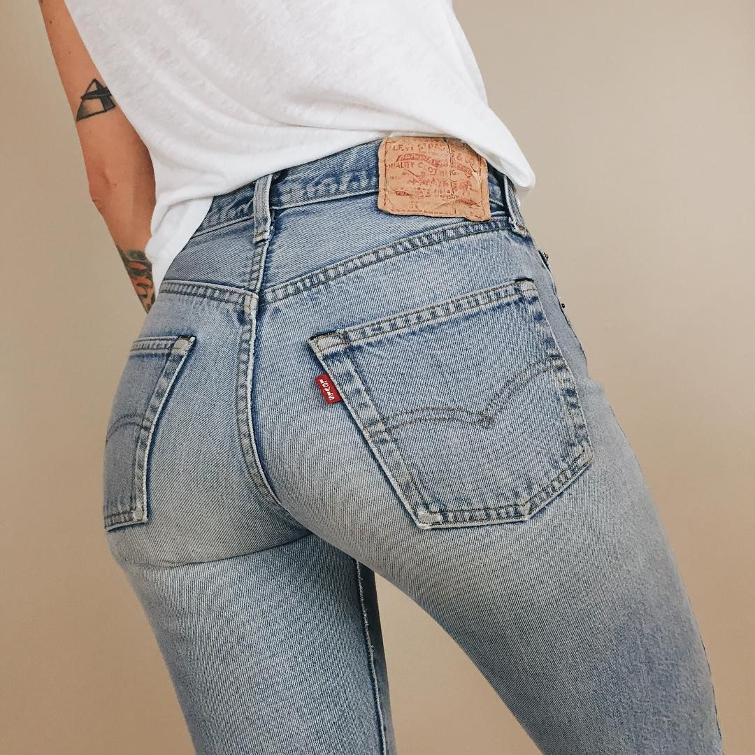 Pin auf jeans