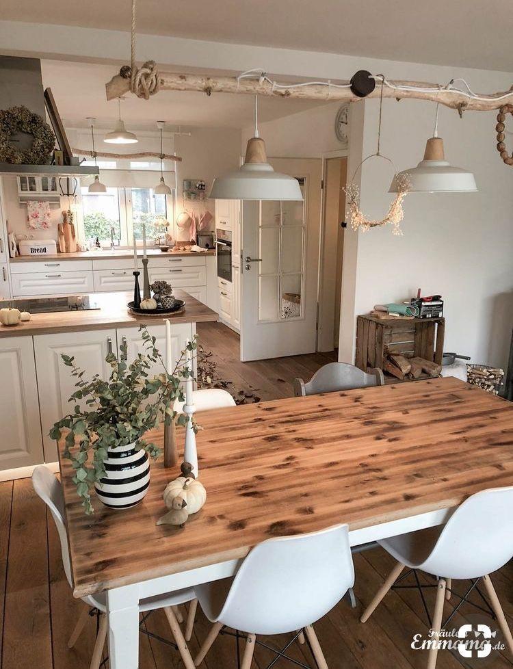 Photo of Bohemian Dining Room Decor Ideas #rustickitchendesigns Du wirst das Durr Lea ……
