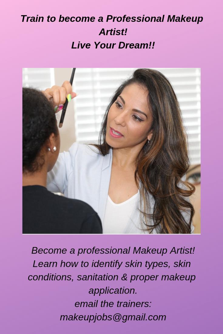 makeup artist certification a makeup artist