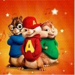Mini Confeti Alvin e os Esquilos                                                                                                                                                                                 Mais