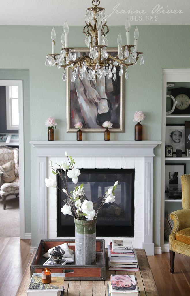 When country living asks how we keep our home clean - How can we decorate our living room ...