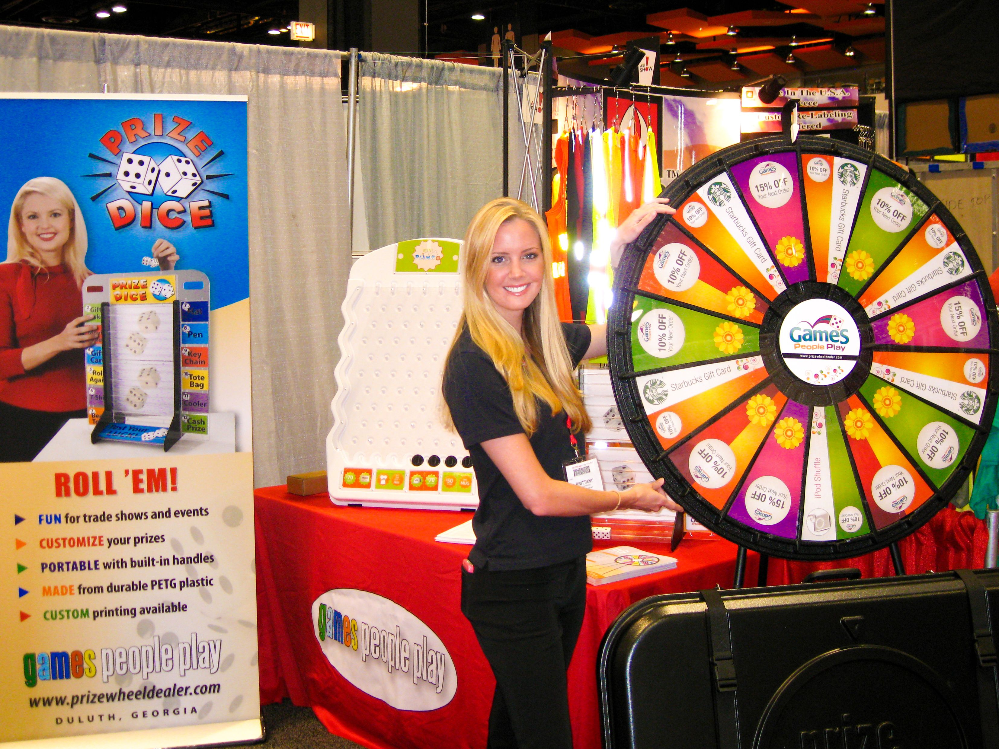 Trade Show Booth Game Ideas : Incorporating trade show games into [ ] marketing trade show