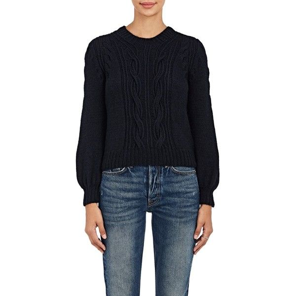 Spencer Vladimir Women's Cable-Knit Cashmere Sweater ($1,488) via ...