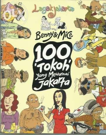 100 Tokoh Yang Mewarnai Jakarta Benny Mice Buku Sewabuku