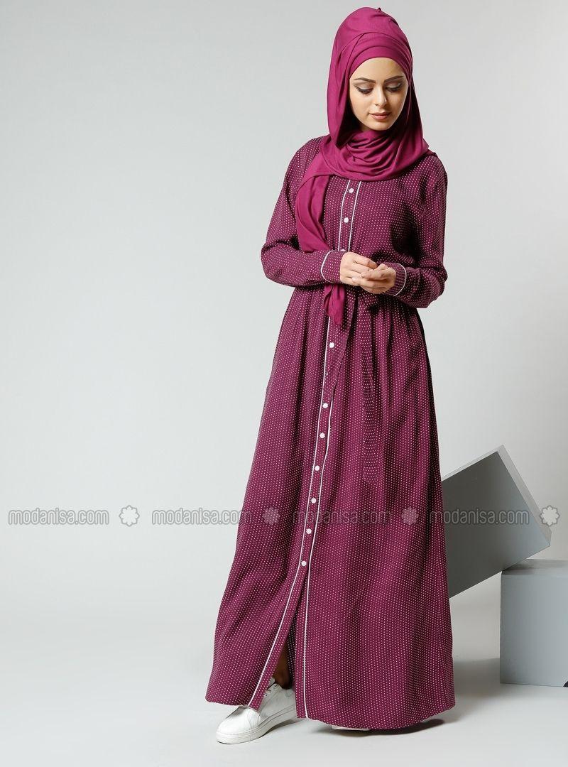 Dress - Pink - Refka