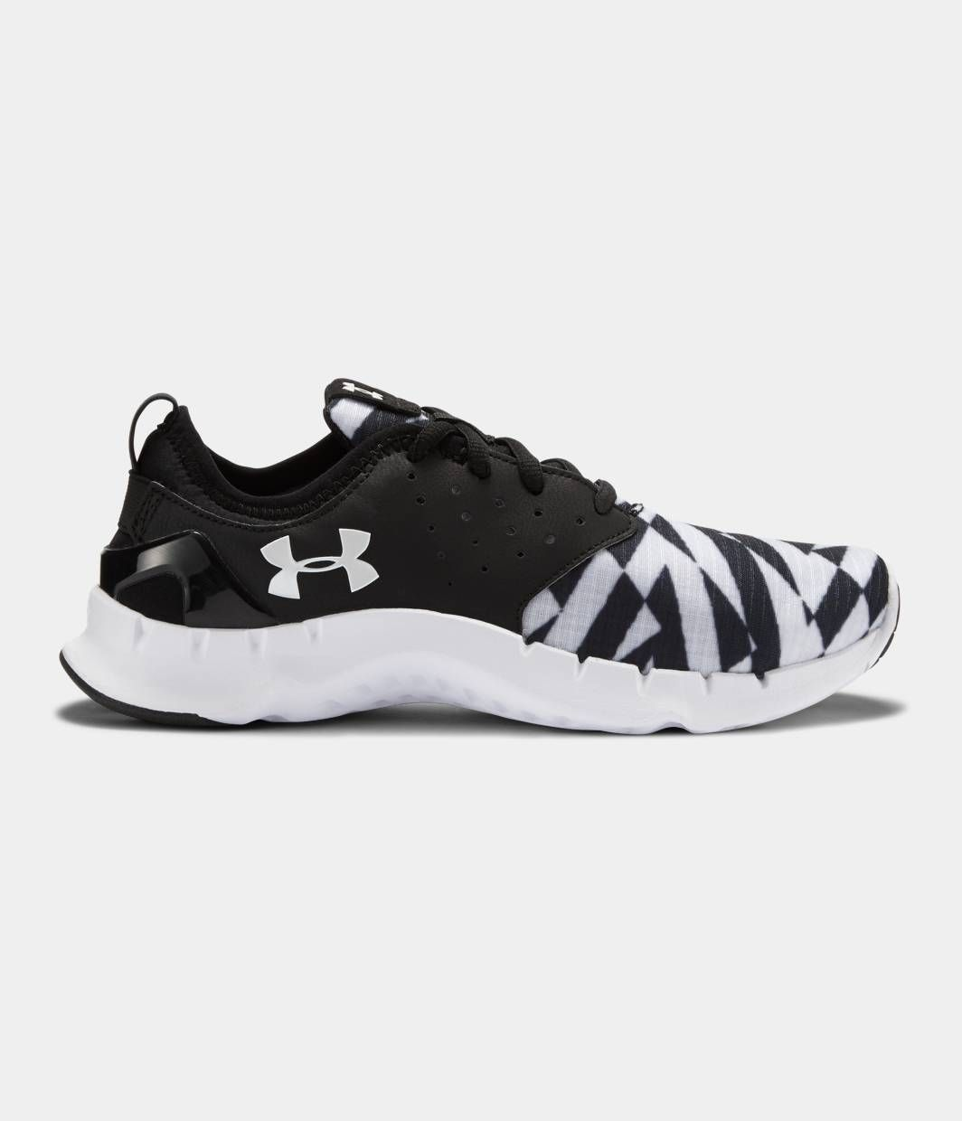 black under armor shoes