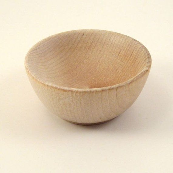 Wood Bowls 6 Small Unfinished Wooden Ring Bowls Products Wood