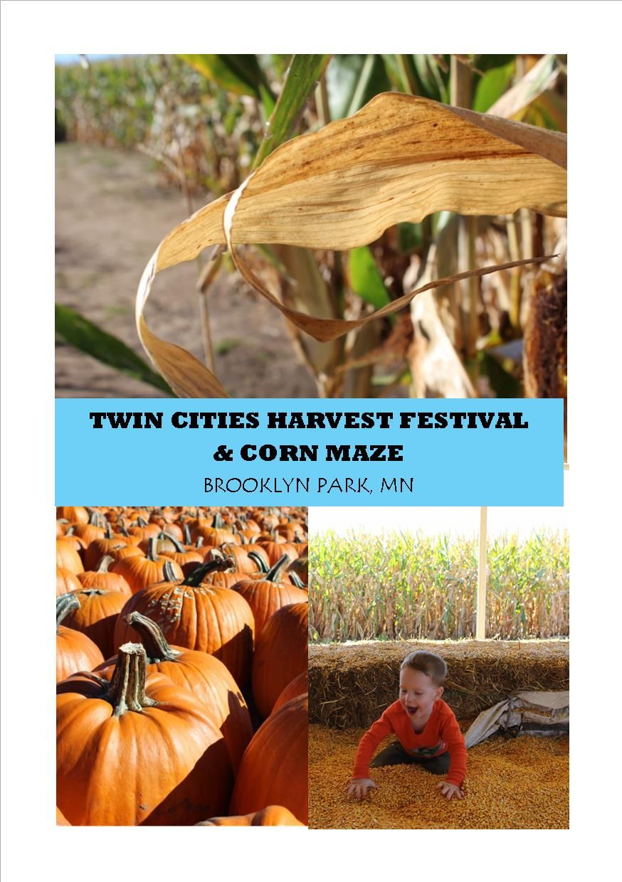 The Twin Cities Harvest Festival and Corn Maze