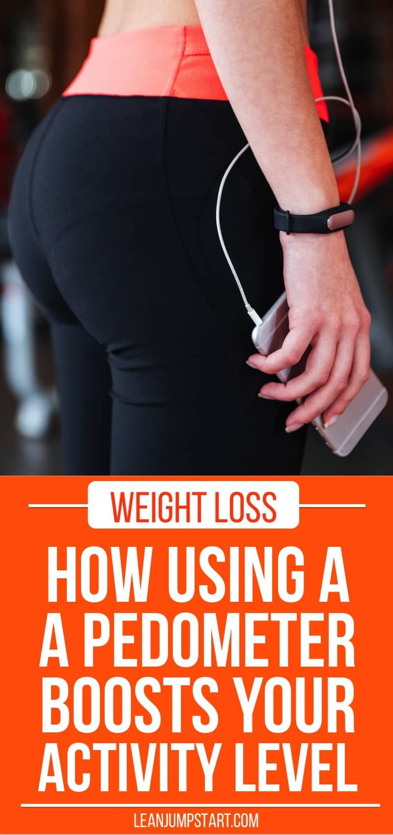 pictures How to Use a Pedometer to Lose Weight