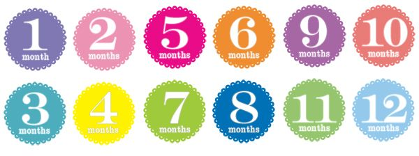free printable onesie stickers free printable onesie stickers baby month