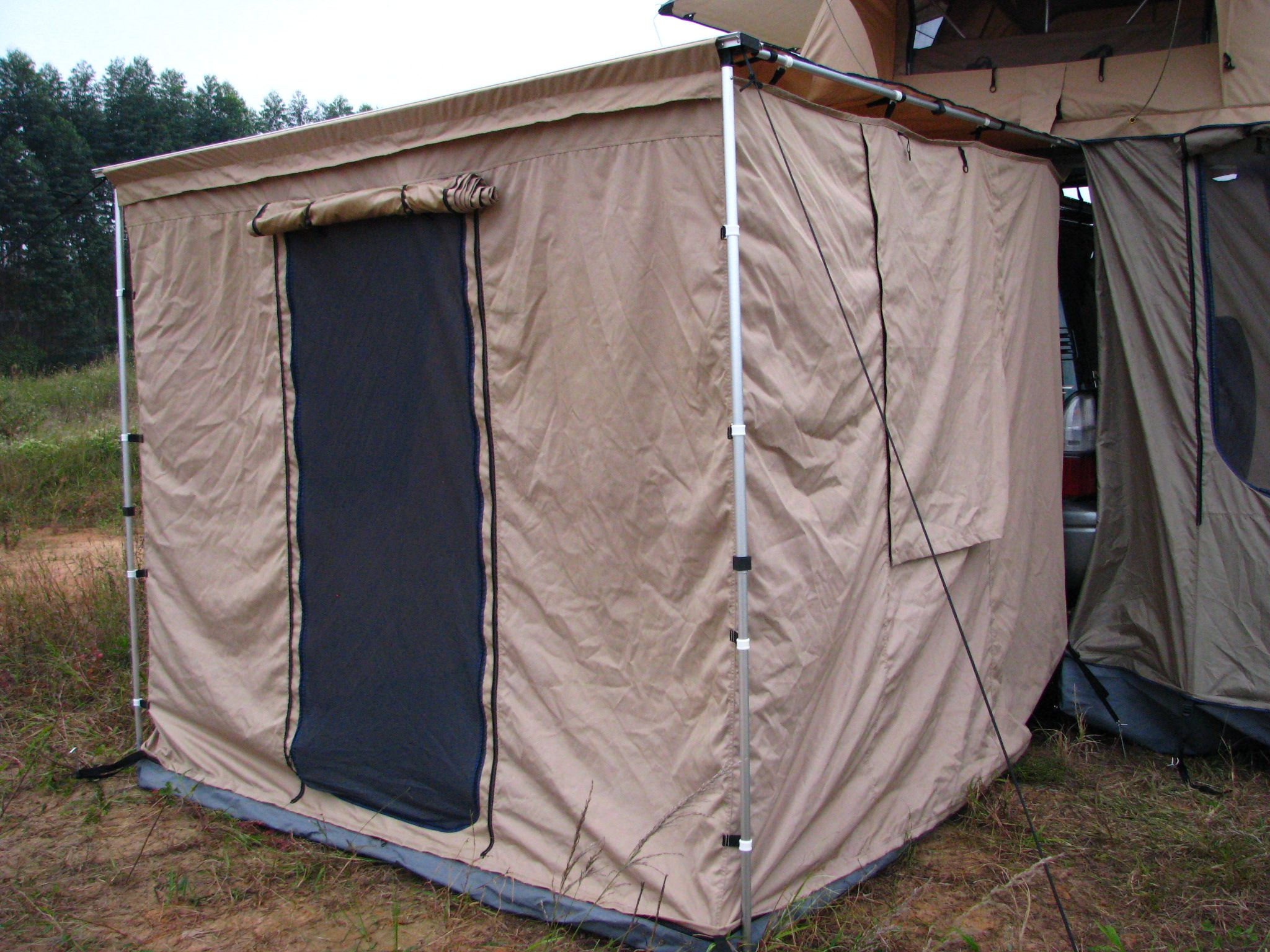 Awning Walls & Floors To suit 2.5m x2.5m awning   Work ...