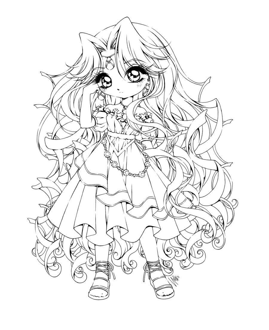 Princesse Coloriage MangaMes