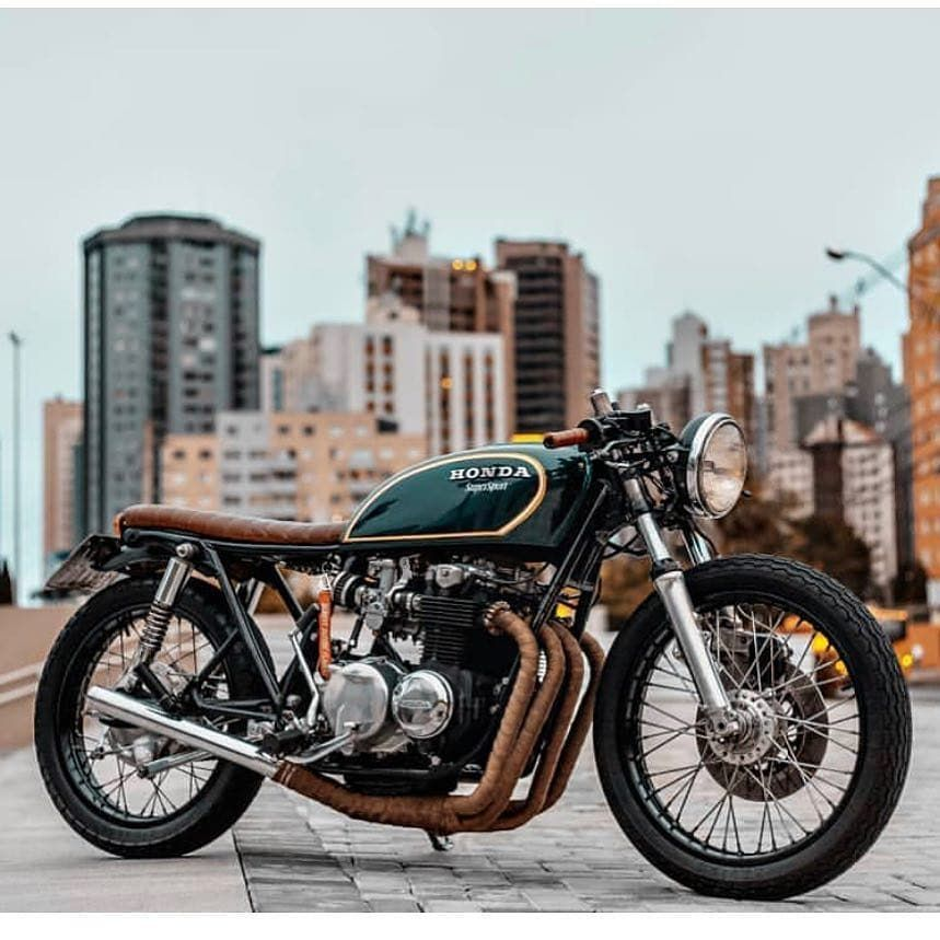 Cafe Racers Zone On Instagram Cb Monday Follow Us