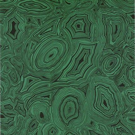 Papier Peint Malachite Fornasetti