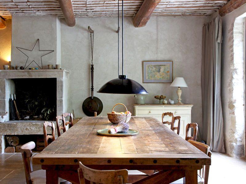 Donner Un Style Maison De Famille à Sa Déco Le Journal Des Femmes
