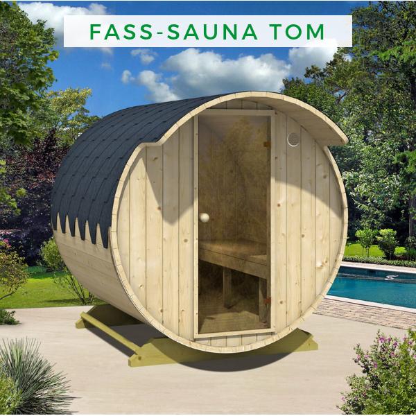 Finn Therm Fass Sauna Tom Sauna Sauna Im Garten Fass