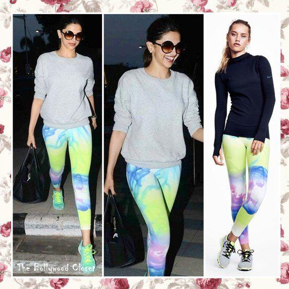 Deepika-Padukone-Nike
