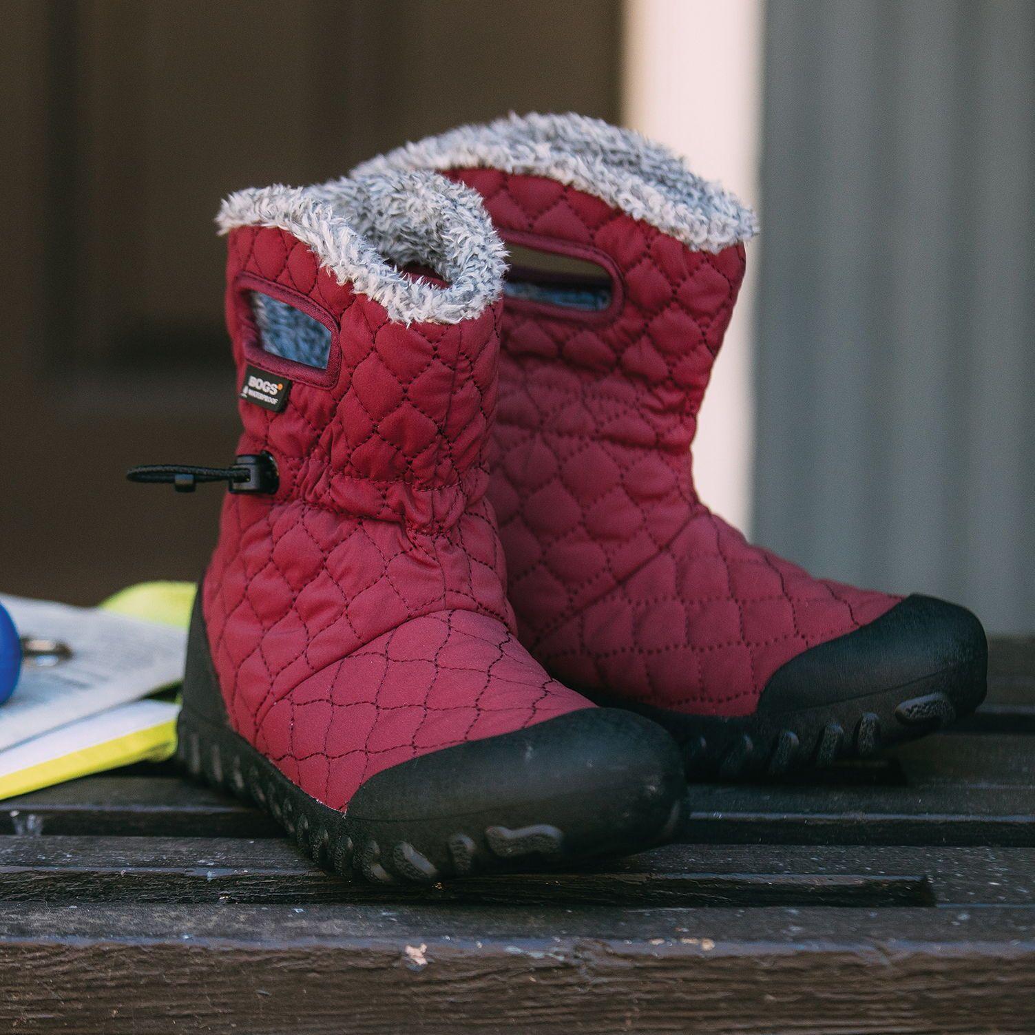 B-Moc Wool | Winter fashion boots