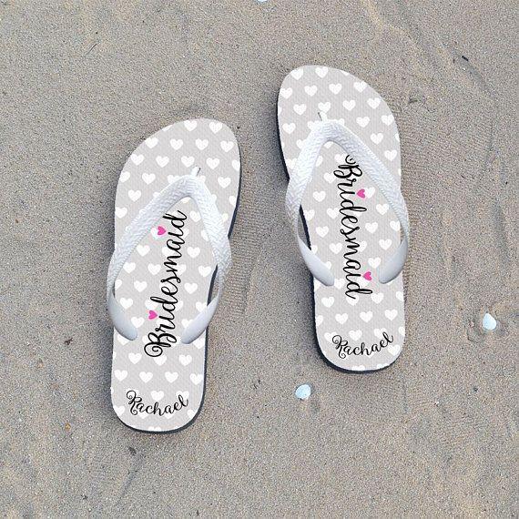 53b53602d Bridesmaid flip flops