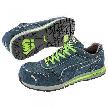 cheap for discount 4b638 c294e PUMA Sicherheitsschuhe als Sneaker mit Zehenschutzkappe und ...