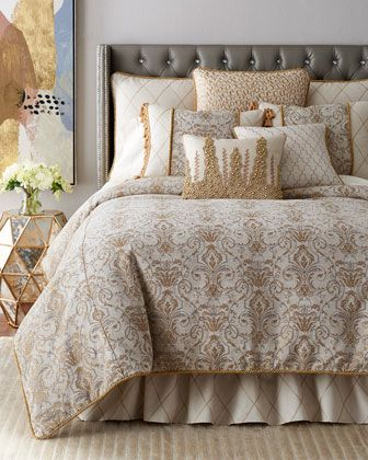Adeline+Bedding+by+Isabella+Collection+at+Horchow.