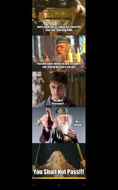 Harry Potter Lord Of The Rings Crossover Hahahahahaha Harry Potter Memes Hilarious Harry Potter Funny Pictures Harry Potter Memes