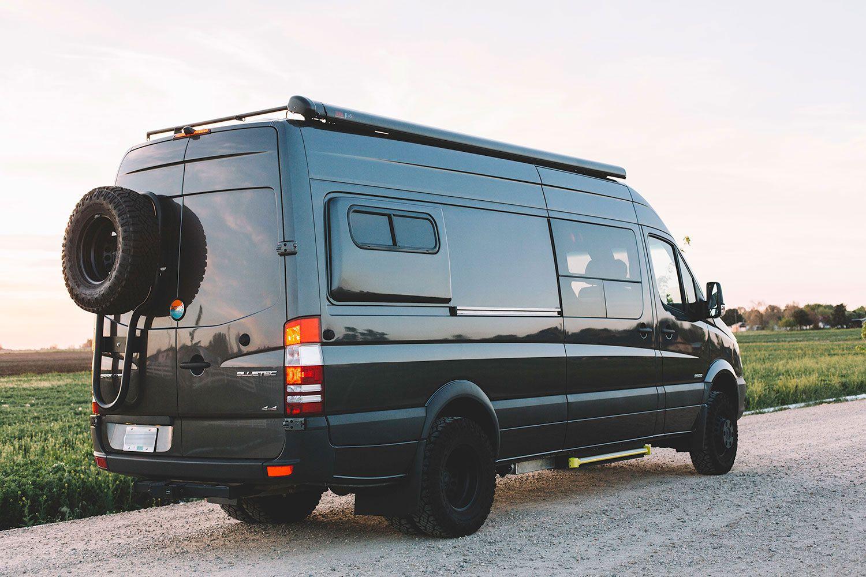 Mud Men Utah Off Road Suv Camping Van Life Sprinter Camper