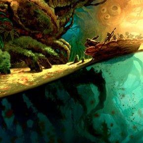 Trabalhos de Nicolas Weis para The Croods