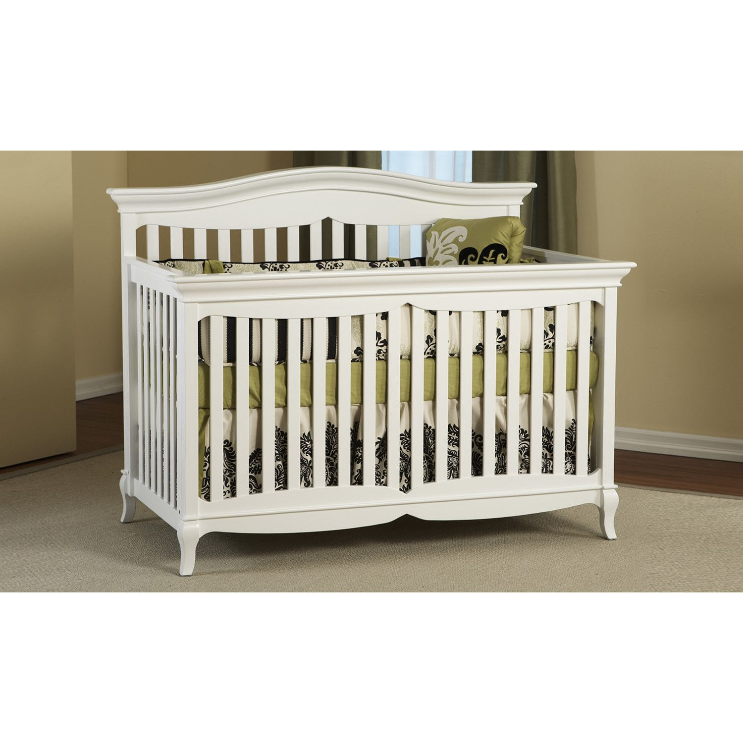 PALI Mantova 4-in-1 Convertible Crib (With Images)