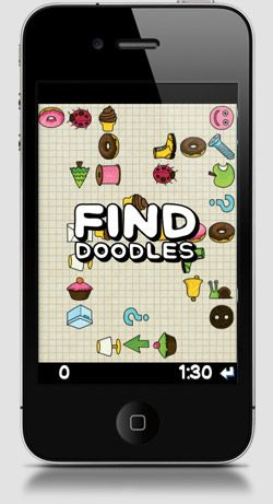 Best Game Apps iPhone App for Kids Doodle Find Best
