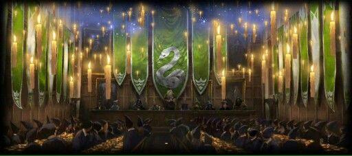Hogwarts slytherin