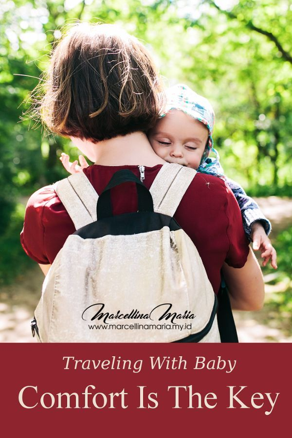 Traveling With Baby: Comfort Is The Key - Living Ideas ...