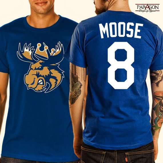 pretty nice 1ec72 bf72a KC Mike Moustakas Moose Jersey Tee by ParagonDesigns32 on ...