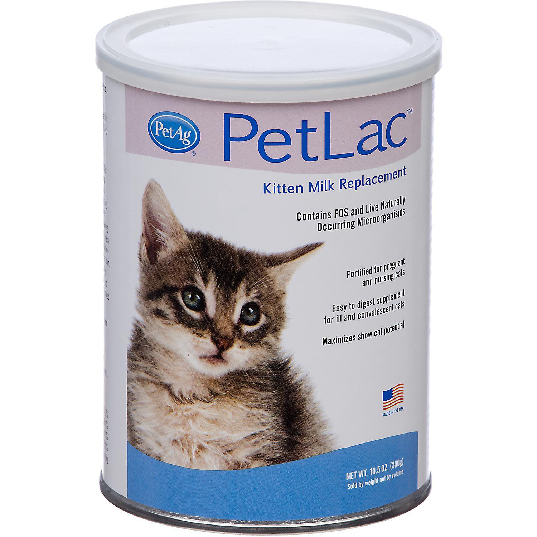 Petag Petlac Kitten Milk Replacement Petco Milk Replacement Kitten Fermentation Products