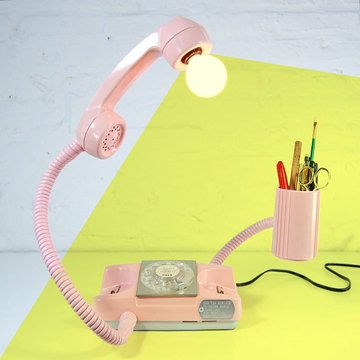 Crazy cool Lamps Made From Repurposed Objects