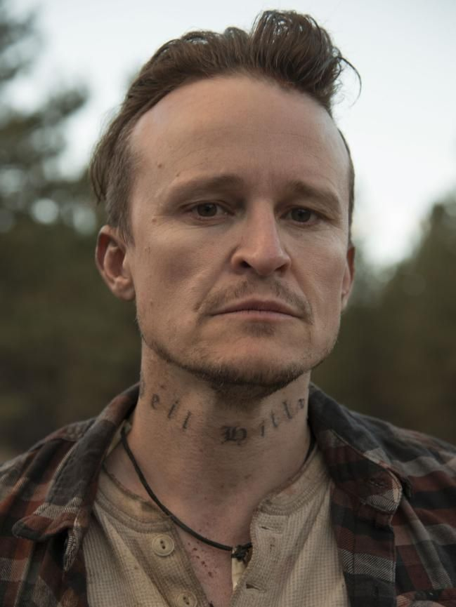 damon herriman flesh and bone