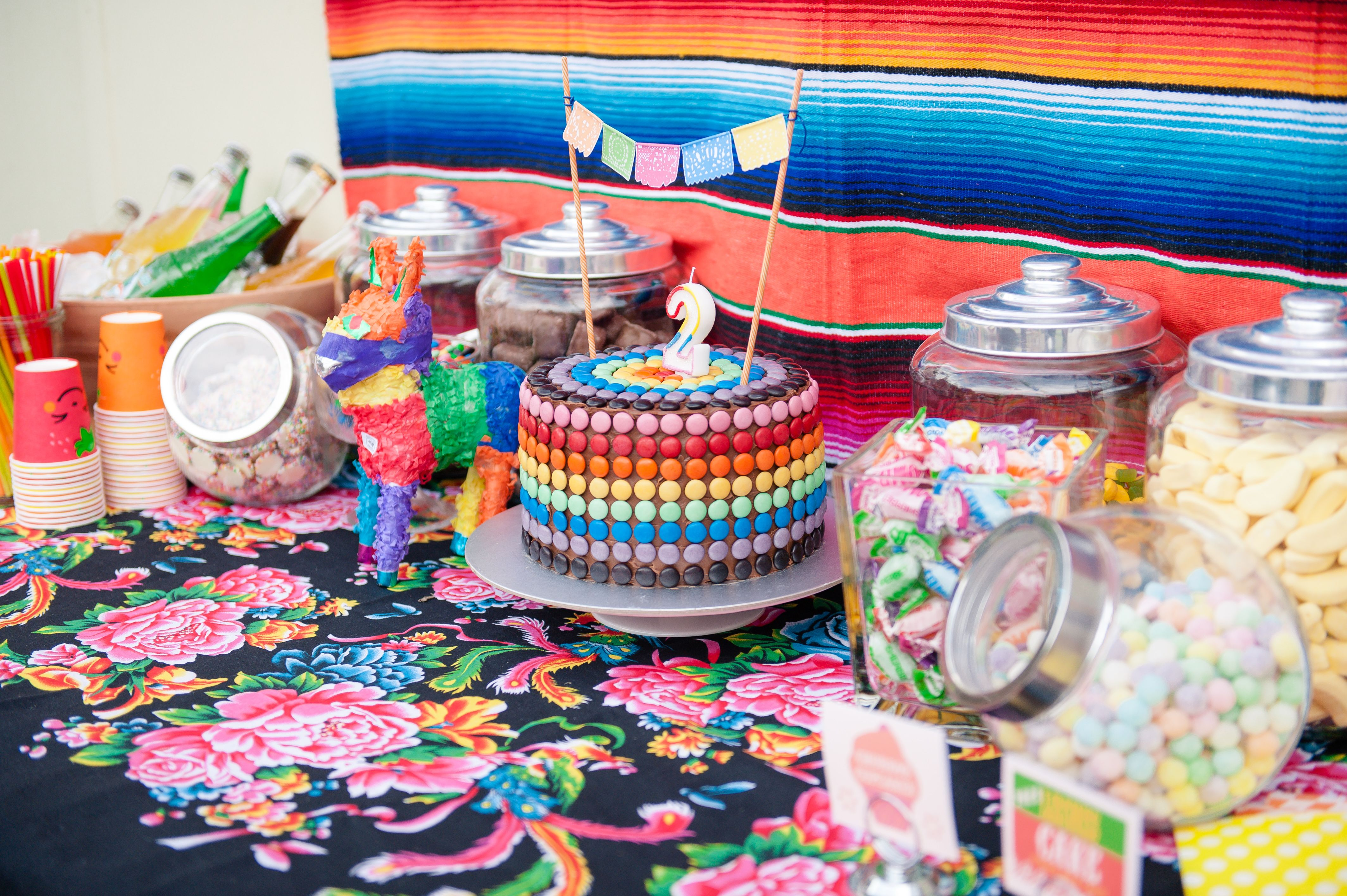 Mexican Fiesta Party - 2nd Birthday