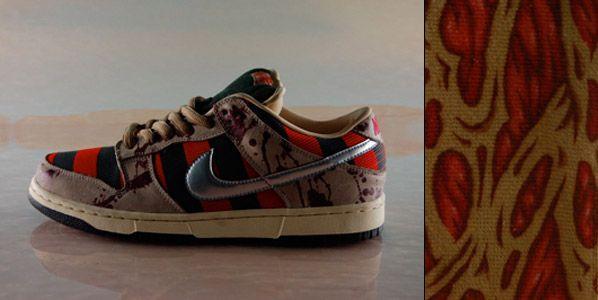 Nike SB 'Freddy Krueger' Dunk Low