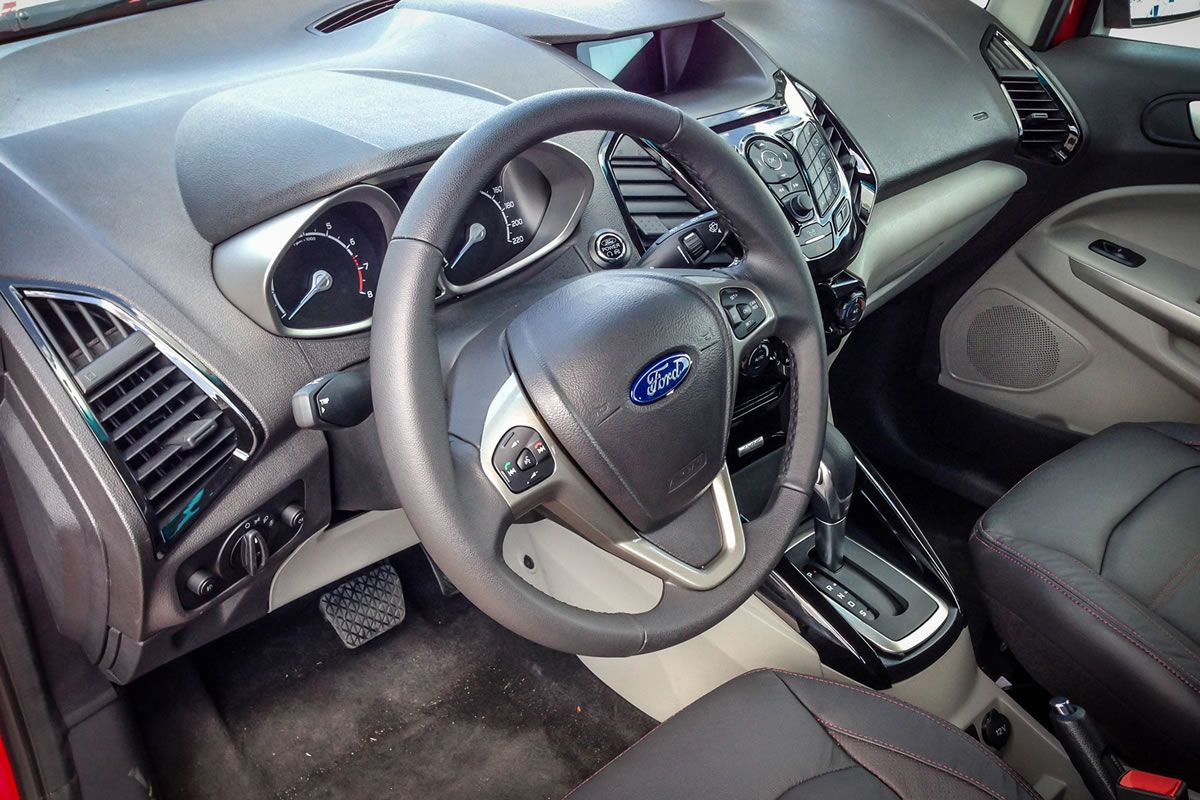 New Review Ford Ecosport Titanium Specs Interior View Model