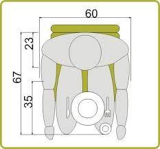 Resultado de imagen de medida mesa comedor 12 personas | Interior ...