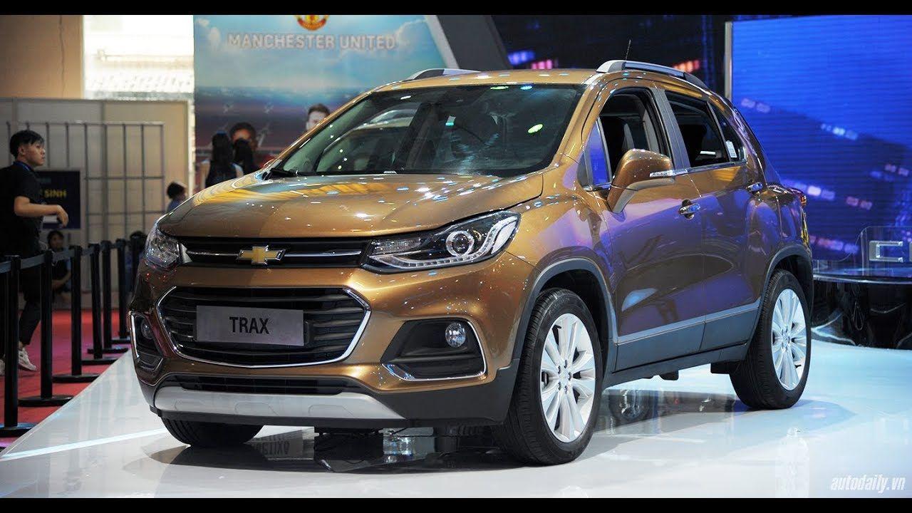 Chevrolet Trax 2018 ấn tượng từ cái nhìn đầu tiên :)