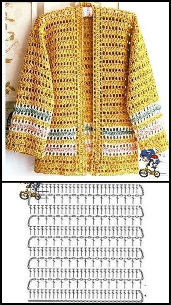 Perfeição em forma de crochê