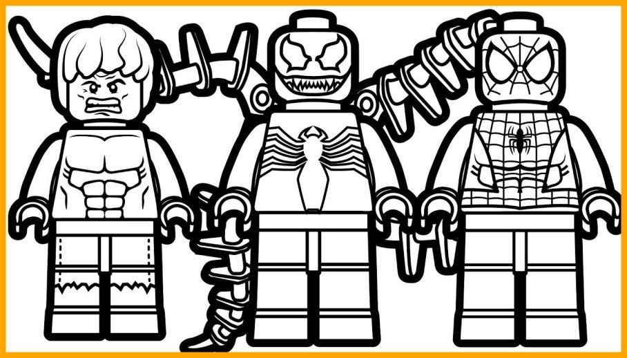 Appealing Lego Spiderman Vs Shazam Cyborg Coloring For Ahmedmagdy Me Lego Coloring Pages Spiderman Coloring Lego Coloring