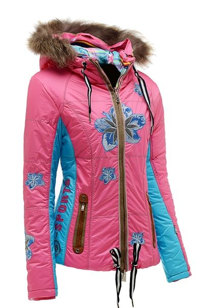 dcd149d6f New Bogner Women 3151 Pink Lanea-D Down Ski Jacket   Ski in 2019 ...