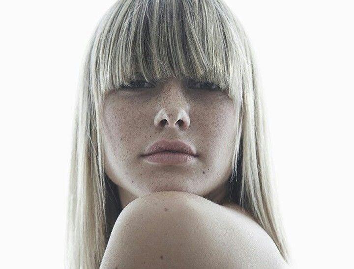 #Fringe #blondhair #perfect