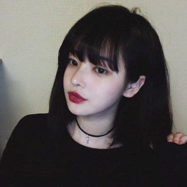 Girl Short Hair, Korean Haircut