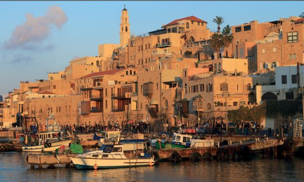 OLD JAFFA - TEL AVIV–JAFFA, ISRAEL One of the oldest cities in the