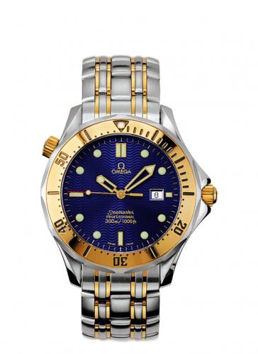 2166958341d 2342.80.00   Omega Seamaster Diver 300M Quartz 41mm